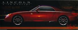 LINCOLN  L-10 Concept