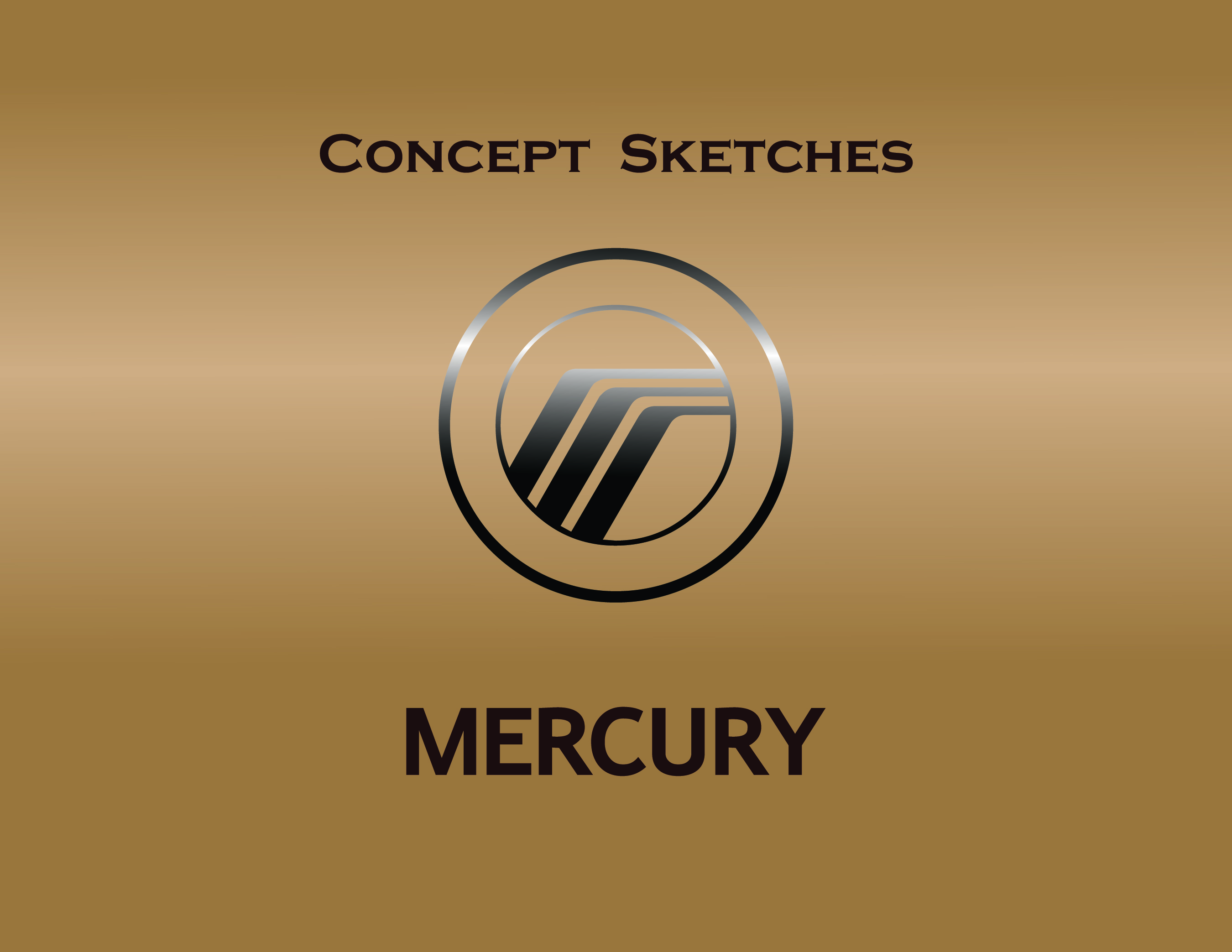 Mercury Concept Sketches