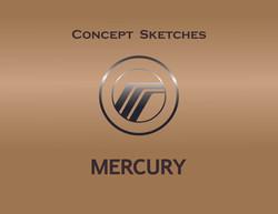 Mercury Concept Sketches