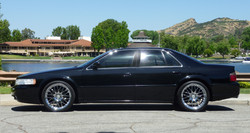 Cadillac STS (S5S) Production
