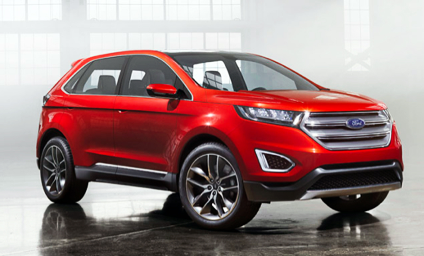 Ford Edge Production