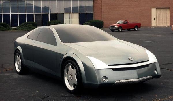 Mercury MC4 Concept