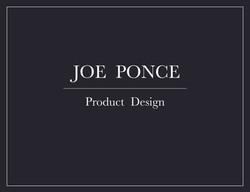 Joe Ponce Product Design