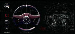Mercury Steering Wheel Proposal