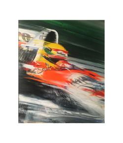 Senna at Speed