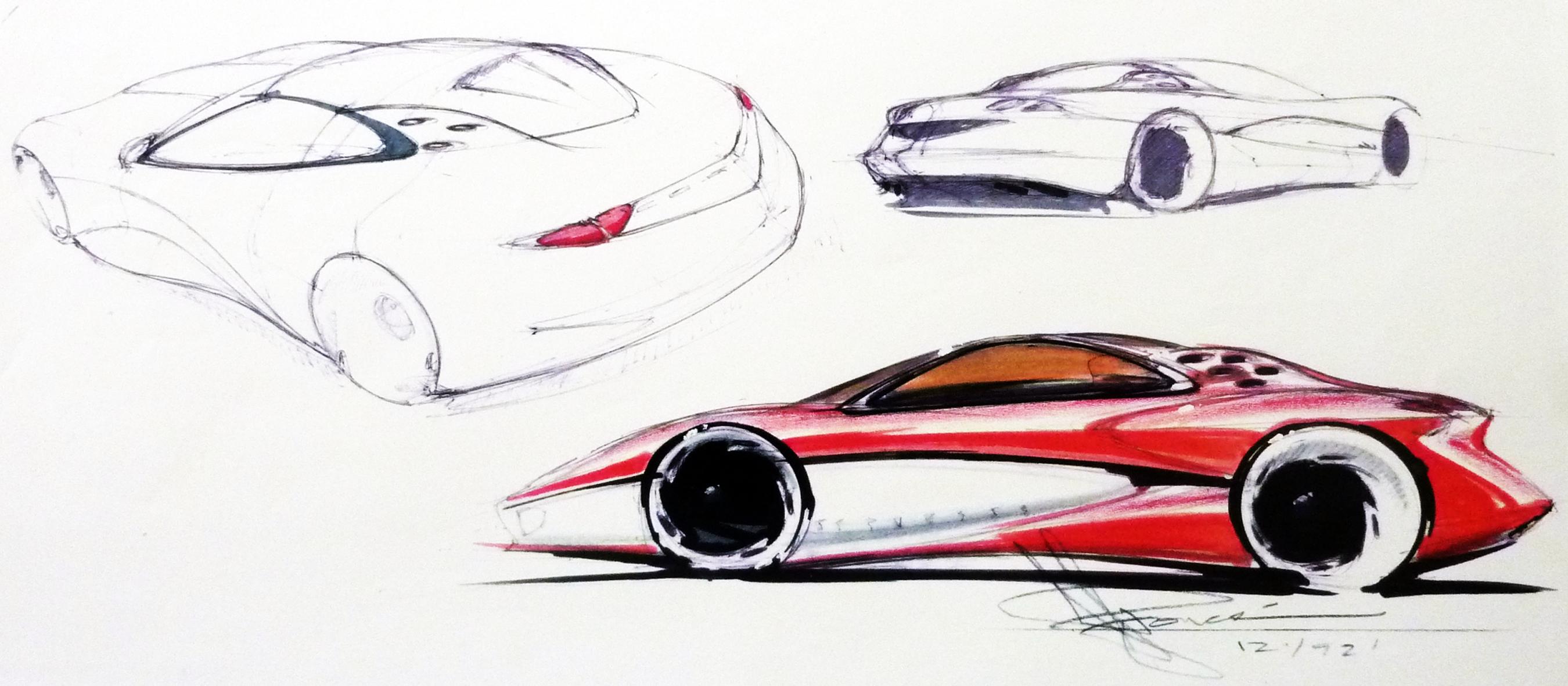 Corvette C5 Development