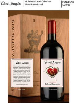 Velvet Angels Cabernet Sauviginon