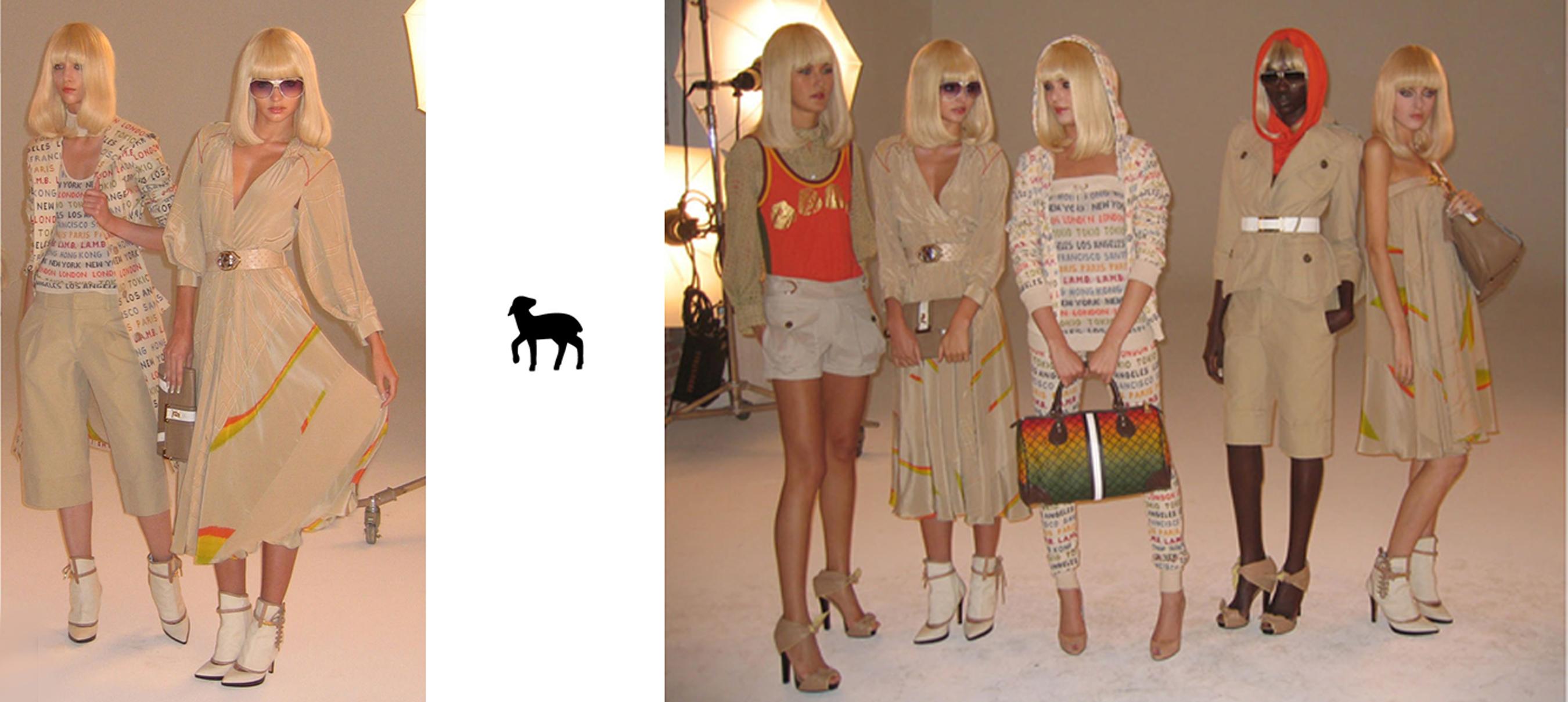 LAMB Fashion Show