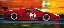 GT40 Racer concept
