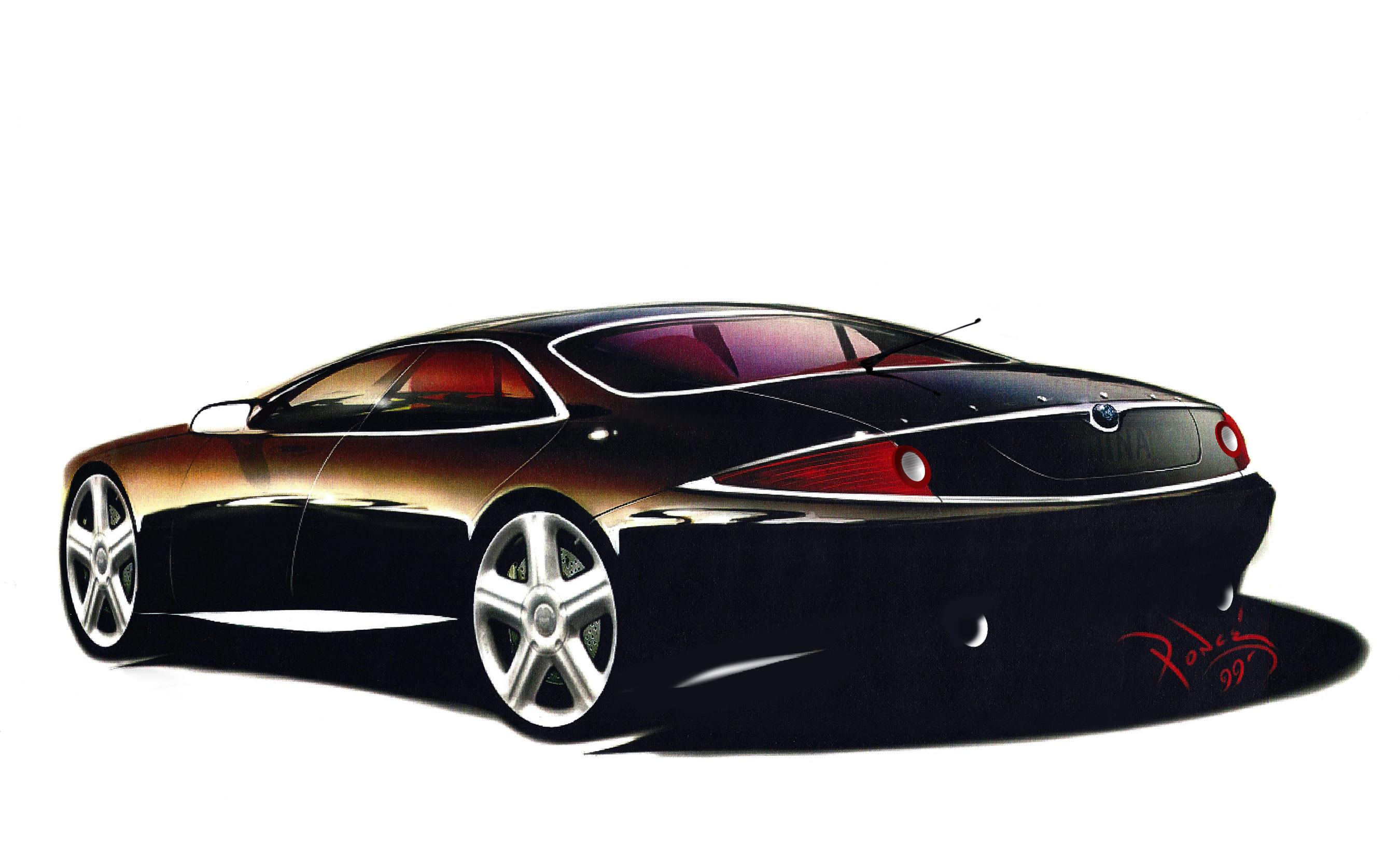 JAG XJ8 concept