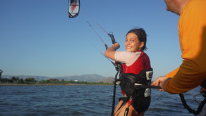 Learn to kite in just 2 days !!