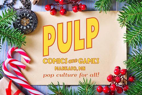 PulpGift Certificate