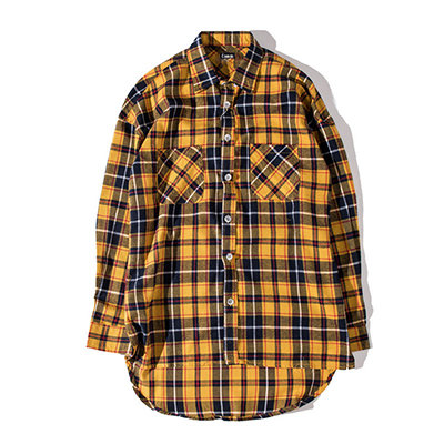 GOLD FLANNEL