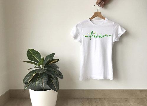 """Camiseta """"Toxiño"""" de Hilos y ballenas"""
