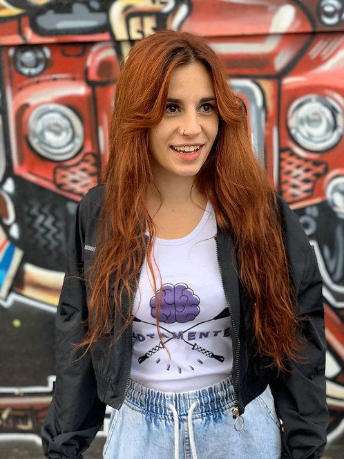 Camiseta tirantes ULTRAVIOLETA