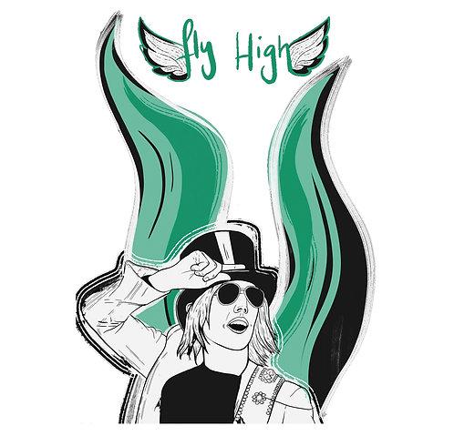 Petty Fly Hight de Sara Fv