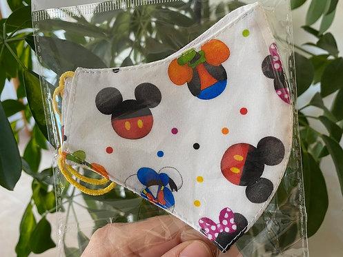 Mascarilla Mickeys