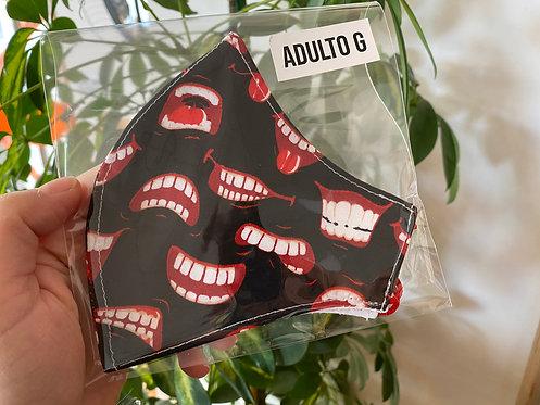 Mascarilla bocas