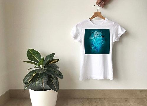 Camiseta León iceberg