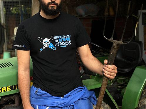 """Camiseta hombre """"Viernes 13"""""""