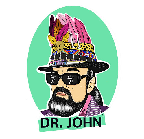 Dr. John de Sara Fv