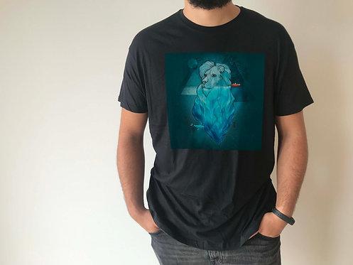 Camiseta león iceberg de PARMELYN