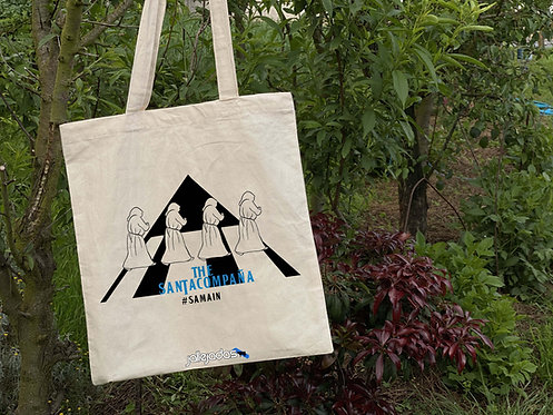 "Totebag ""The Santacompaña"""