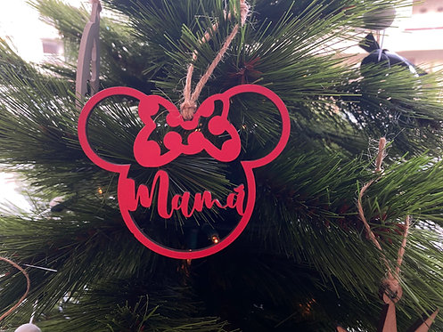 Bola Minnie personalizada