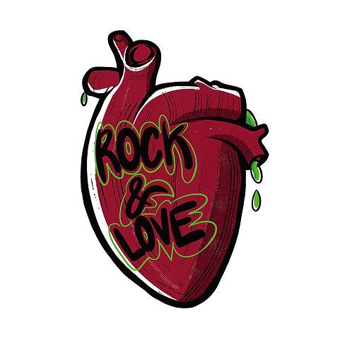 Rock & Love de Sara Fv