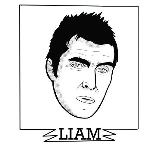 Liam Gallagher de Sara Fv