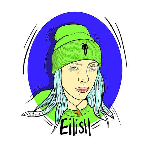 Billie Eilish de Sara Fv