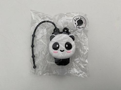 Llavero gel - Cabeza panda