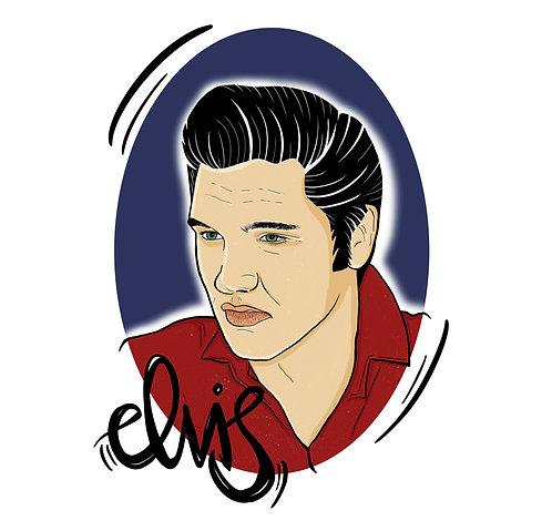 Elvis de Sara Fv