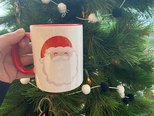 Taza Papá Noel