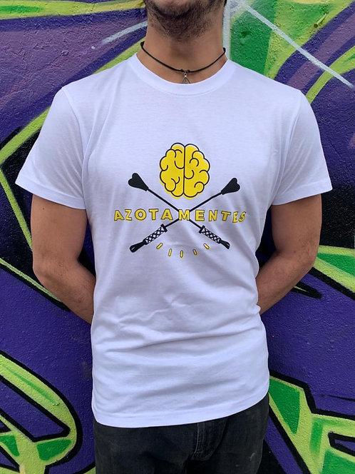 Camiseta unisex AMARILLA