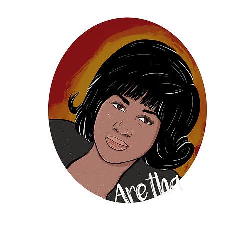 Aretha Franklin de Sara Fv
