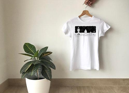 "Camiseta ""Fuego"""