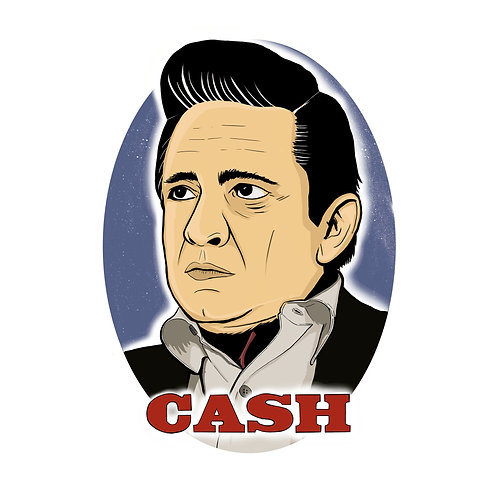 Johnny Cash de Sara Fv