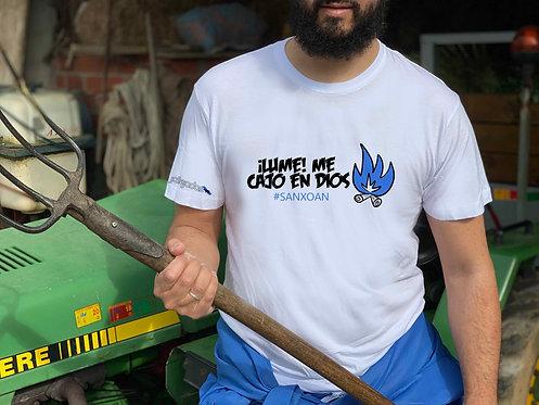Camiseta hombre ¡Lume!