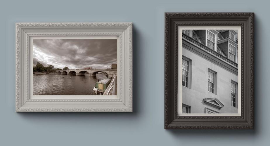 Kingston Bridge & France meets England