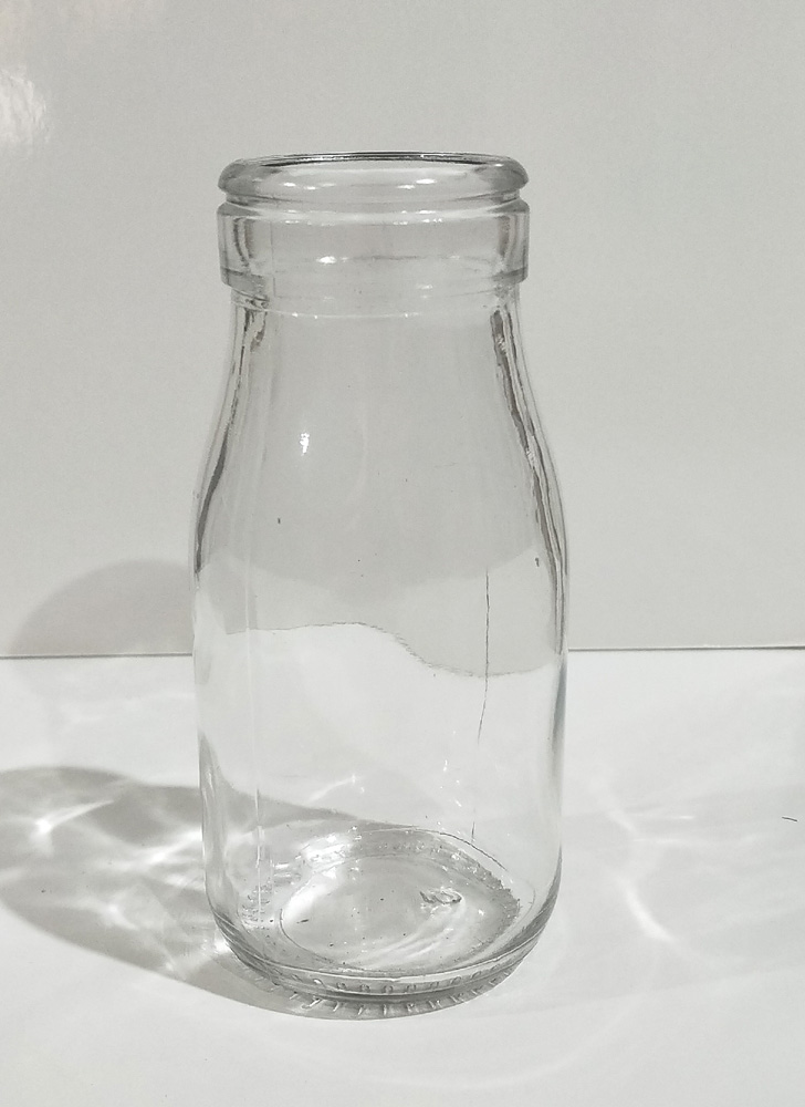 Mini bottle Bud vase