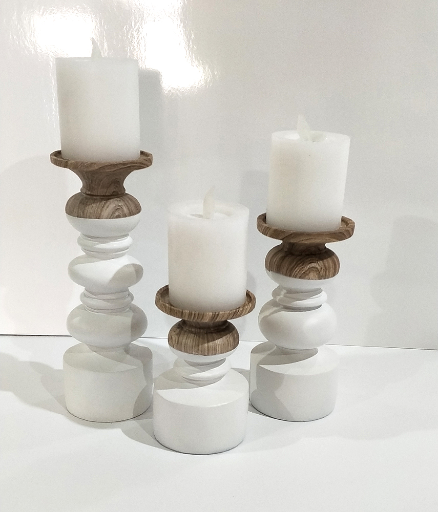 Three sisters Candle Holders rdc
