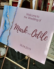 Mark & Odile Welcome Sign  adj.jpg