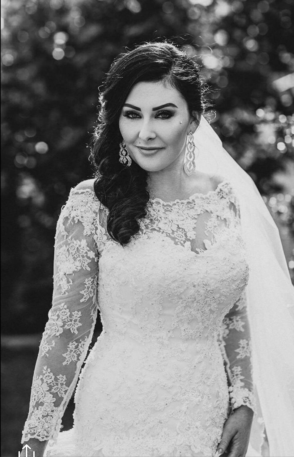 Beautiful Bride Carly