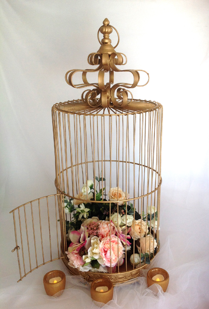 Golden Birdcage