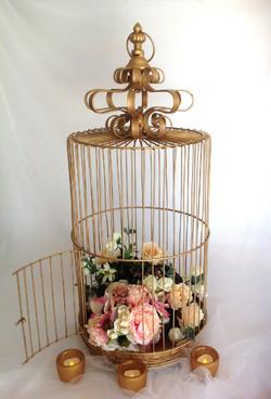 Golden Birdcage