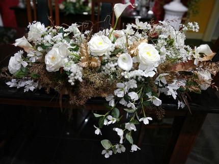 Bridal Table Centrepiece