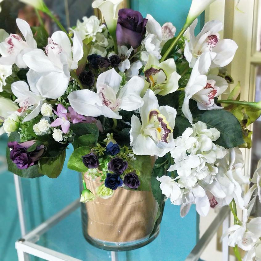 Vase florals