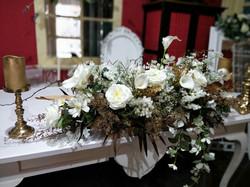 Custom Floral Centrepiece