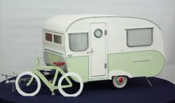 Velvet Betty Vintage Caravan